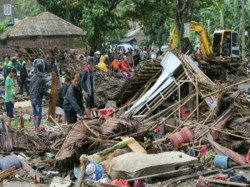 Death Toll Increases Indonesia Tsunami Set Off Volcanic Activity