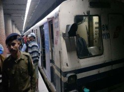 Commissioner Railway Safety Investigation Starts On Metro Fire Kolkata