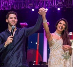 Best Images Priyanka Chopra Nick Jonas S Sangeet Ceremony