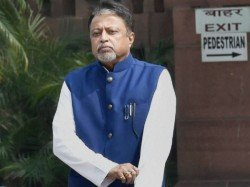 State Government Files Case High Court Tnat No Discussion With Mukul Roy