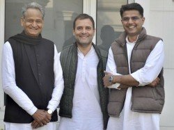 Ashok Gehlot Likely Be The Next Chief Minister Rajasthan