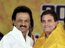 Dmk Chief Mk Stalin Explains Why He Named Rahul Gandhi As The Pm Candidate