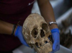 Fear Has Gripped The Residents Vakkanampatti Tamil Nadu S Vellore Where 45 Human Skulls Found Dumped