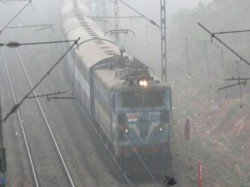 Due Dense Fog North India Train Services Are Disrupted