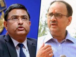 Cbi Vs Cbi Alok Verma Rakesh Asthana Fight Had Created Unprecedented Situation Centre Tells Sc