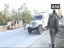 Two Militants Killed Sopore Security Forces Launch Cordon Search Operation