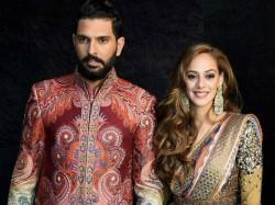 Yuvraj Singh Wife Hazel Keech Respond Pregnancy Rumors