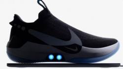 Shoe Ribbons Can Be Tied Controlled With Smartphone
