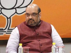 Sources Said Amit Shah Cautioned Dilip Ghosh Rahul Sinha Over Their Recent Comments