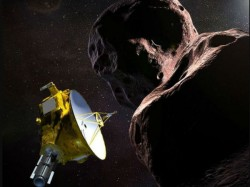 New History Has Written New Horizon S Image Ultima Thule From Space