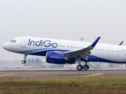 Indigo Plane Was Of Whack Mid Air With Loud Bang Smoke
