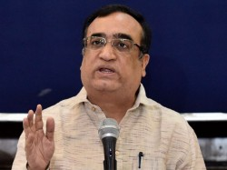 Ajay Maken Resigns As Delhi Congress President Thanks Rahul Support