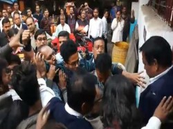 Controversy Erupted Alipore Court After After Police Roped Strikers Waist