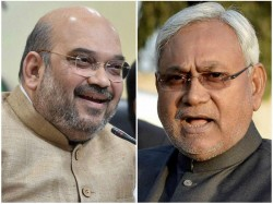 Nitish Kumar Admits That Amit Shah Request Him Give Post Prashant Kishor