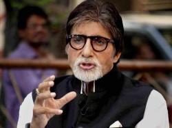 Amitabh Bachchan S Blog Post Called Objectionable Furious B