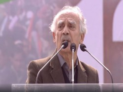 Arun Shourie Attended 19th January Brigade Meeting
