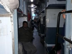 Express Train Robbed Near Bhagalpur Bihar