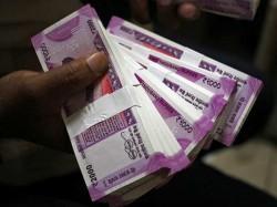 No Decision On Printing Rs 2000 Notes Says Economic Affairs Secretary Subhash Chandra Garg