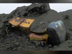 Two Dead After Coal Mine Collapses Meghalaya