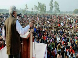 Country Need New Policy Not New Leader Claims Cpim Leader Sitaram Yechury