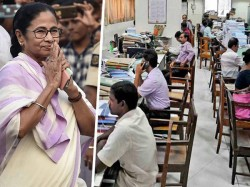 Mamata Banerjee Announces Da State Government Employees
