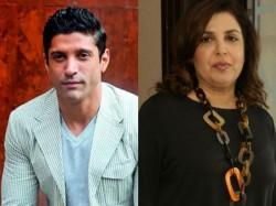 Farah Khan No Longer On Talking Terms With Farhan Akhtar May Miss His Marriage