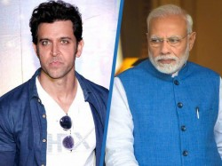 Pm Modi Tweets Hrithik Roshan Over Rakesh Roshan S Health