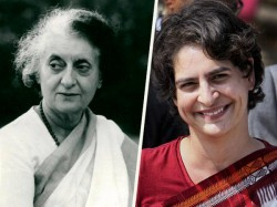 As Priyanka Gandhi Vadra Debuts Congress Shares Throwback Post