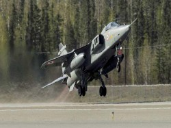 Indian Air Force S Jaguar Fighter Plane Crashes Kushinagar Up