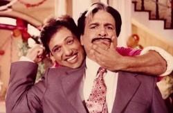 Govinda Reacts Kader Khans Sons Comment Over His Dad Death
