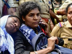 Woman Who Entered Sabarimala Attacked Relatives Hospitalise