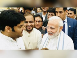 Pm Narendra Modi Expresses Happiness On Being Appreciated Kapil Sharma