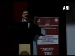 Kauravas Mahabharata Were Test Tube Babies Claimed Andhra University Head