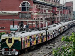 Train Service Budge Budge Line Will Be Discontinued 40 Hours