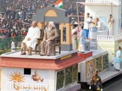Mamata Banerjee Plans Tableau Bengal As Gandhiji At Shantiniketan