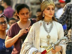 Kangana Ranaut S Done Good Job Directing Manikarnika Says Waheed Rehman