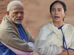 Mamata Banerjee Attacks Narendra Modi Due Druga Puja Controversy