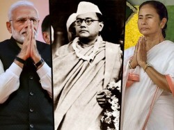 Modi Mamata Political Leaders Across Party Lines Remember Netaji