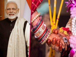 This Viral Wedding Card Asks Guests Ditch The Lifafas Vote For Modi