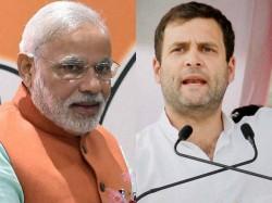 Chor Wants Chowkidar Of The Way Pm S Dig At Rahul Gandhi