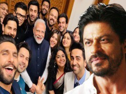 Bollywood Squad Meets Modi Discuss Nation Building Without Khans Bachchan