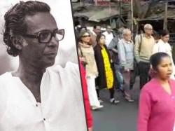 Mrinal Sen Last Rites Aaprna Sen Nandita Das Pays Tribute
