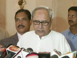 Bjd Will Not Be Part The Mahagathabandhan Says Naveen Pattanayak