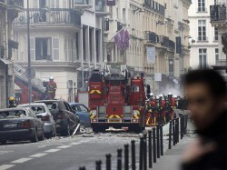 Gas Explosion Paris S City Center Causes Causality