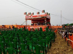 Amit Shah Will Do Rally Contai Today Amidst Controversy