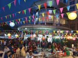 Bengalis Bangalore Are Celebrating Pous Mela At Inorbit Mall