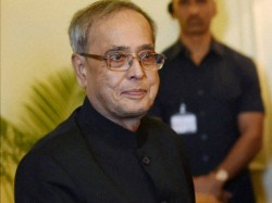 Pranab Mukherjee S Reaction After Getting Bharat Ratna
