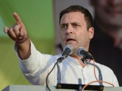 Rahul Gandhi Attacks That Instead Answering Sitaramanji Started A Drama