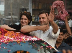 Priyanka Gandhi S Entry Into Politics Was Planned Years Reveals Rahul In Odisha
