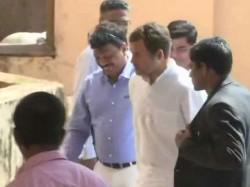 Pressure Pm Forced You Rahul Gandhi Writes Back Manohar Parrikar
